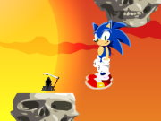 Sonic Hedgehog Halloween Game