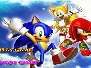 Sonic Fly Game