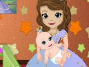 Sofia Baby Care Game