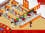 Mc Donalds Video Game Game