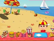 Travel Beach Hotel Game