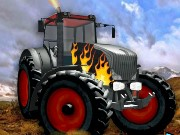 Tractor Maniac Game