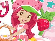 Strawberry Shortcake Spa Game