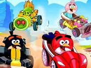 Angry Birds Race Game