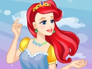 Fair Haired Princess Game