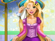 Rapunzel Eye Treatment Game