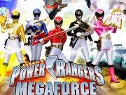 Power Rangers Megaforce Never Surrender Game