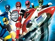 Power Rangers Samurai Race Game