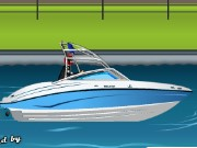 Boat Racing Game
