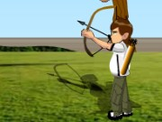 Ben 10 Longbow Game