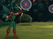 Green Arrow  Last Man Standing Game