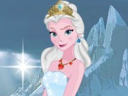 Elsa The Snow queen Game