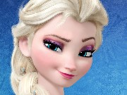 Elsa Frozen Haircuts Game
