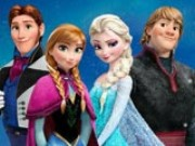 Frozen Image Disorder Game