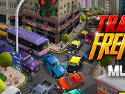 Traffic Frenzy Mumbai Game