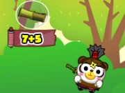 Panda Swing Math Game