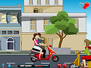 Kiss Ride Game