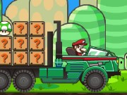 Mario Crazy Freight Game