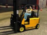 Forklift Parking Game