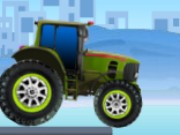 Tractor Ghost Highway Game