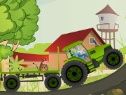 Farmer Teds Tractor Rush Game