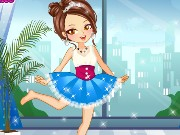 Beautiful Ballet Girl Makeover Game