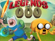 Adventure Time Legends of Ooo Game