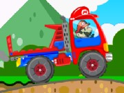 super mario truck