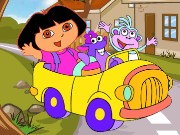 Dora In Gem Land Game