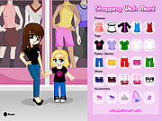 Shopping with Mom Game