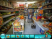 Hidden Objects Supermarket Game