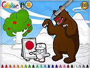 Ogi Coloring 2 Game