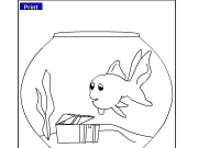 Fish coloring 2 Game