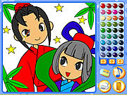 Ogi Coloring 5 Game