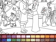 Vinicia coloring page Game