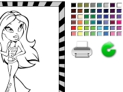 Princess coloring 2 Game