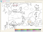 Animal coloring 2 Game