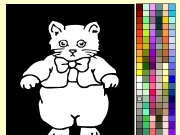 Cat coloring 3 Game