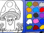 pilz-färbung spiel