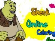 sherk online färbung spiel