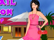 Cocktail Fashion Dressup Game