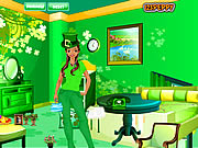 St. Patricks Day Room Decor Game