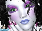 3D Make Up 2 Game