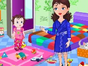 Baby Lisi Morning Care Game