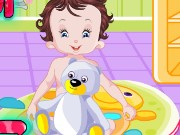Baby Lisi Fun Bathing Game