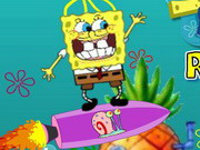 Spongebob Rocket Blast Game