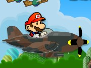 Mario Airship Battle Game
