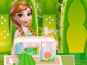 Anna Dress Designer Game