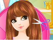 Little Princess Hair Salon Game