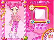 Sues Dating Dress up Game